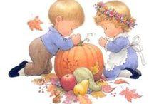 Ruth J. Morehead Illustration: Autumn / art