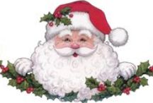 Ruth J. Morehead Illustration: Santa Claus / art