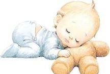 Ruth J. Morehead Illustration: Babes boy / art