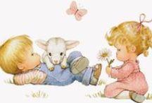 Ruth J. Morehead Illustration: Friendship / art