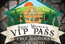 Free Tickets & Specials / Take a look at this list of great attractions you can enjoy on your Smoky Mountains vacation with Great Outdoor cabin rentals in Pigeon Forge!