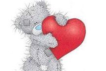 Me To You: Love (art) / Tatty Teddy