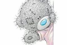 Me To You (art) / Tatty Teddy
