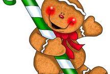 Mesevilág: Karácsony (Dreamland: Christmas) / clip-art
