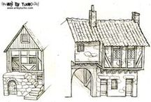 Medieval Architecture / 3D project