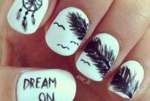 Nailart / Leuke ideetjes voor mooie nagels.