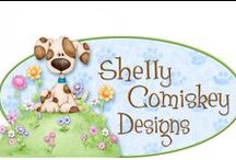 Simply Shelly Comiskey Illustration / art