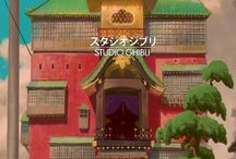 Studio Ghibli スタジオジブリ