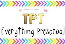 Preschool Math, Literacy, Crafts, DIY, Classroom Ideas, Activities and Printables / Rules:  1. Follow All of my boards.  2. Pin 3 ideas for every paid product.   3.  Avoid product covers.   4.  Pin 1 idea from our board  for every paid product.  Happy pinning!