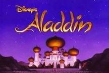 Rajzfilmsorozat: Aladdin (1994-1995) / art