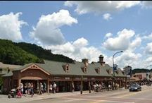 Gatlinburg and Pigeon Forge Beauty / Vacations to the Smokies are the best!