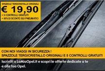 Offerta valida fino al 31/12/2015 / Spazzole tergicristalli a 19,90 euro + 5 controlli gratis + 50% di sconto per i pneumatici!
