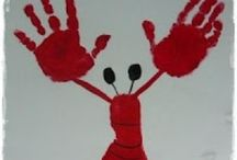 Kinderknutsels/child crafts