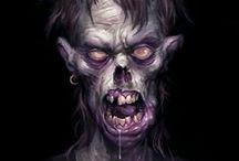 Zoombie / walking dead, zombies
