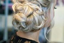 Hairstyle / Wedding day hairstyles / by Ellen Scott