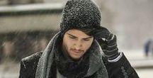 Men Style - Winter / Men style for winter, especially colder area.