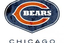Da Bears! / Sports / by Melanie Driver
