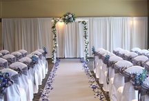 """Cloth Aisle Runners  / We are a wedding florist and have personally watched thousands of brides walk down the aisle on our heavy cloth aisle runners.  Available in 36"""", 48"""" and 60"""" widths."""
