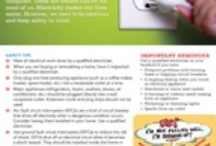 Safety Tips & Info / by NFPA