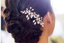 wedding hair / by Tori Castek