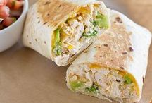 Light Lunch/Wraps