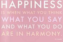 ♥What makes me happy♥