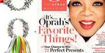 Editorial - O-Venture Press / O-Venture Press, O-Venture Media, The Big O Key Ring Press, Editorial on O-Venture, Oprah's Favorite Things