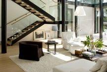 Home & interior design / comfortable home