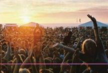 Festival / All things festival = style, music, location, atmosphere / by Caitlin Turnbull