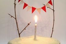 Kid´s party / Great photos, ingenious iand eco-friendly ideas for kid's birthday parties. Be inspired!