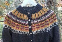 Ihan ite - Knitting