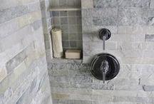 New house - shower room