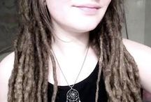 My dreadlocks / .. in love from 2008 <3