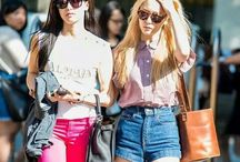 ⚡️s / Korean stars stylin