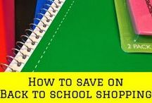 Back to School Deals / Check out the best back to school deals each week!