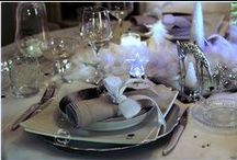 Table setting love ❤ / Piatti, bicchieri e posate da favola