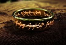 Middle Earth / Lord Of The Rings and The Hobbit