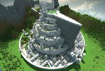 _Minecraft_inspiration_ / Awesome Minecraft buildings