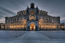 Home sweet home / My beloved birthplace Dresden & current home Madrid