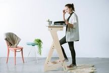 Home. / More and more people start working from home.  Your home environment should stimulate creativity & productivity together with a sense of familiarity.