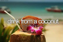Before I die / Everything I want to do before i die