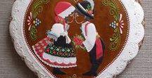Petřiny perníčky - kroje a folklor