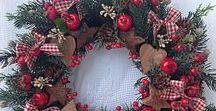 Vánoční dekorace , přání , obrázky , jmenovky