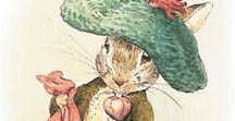 Peter Rabbit e il suo mondo / Peter coniglio, Peter rabbit