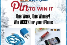 iPhone , iPad & iPod / The Winners for the third week: @Tina Foster @Golden Peak !!! Contact us to get your reward via facebook: facebook.com/everbuying