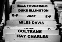 """All that Jazz & Bossa & Blues & Swing / """"El rock es una piscina, el jazz es todo un océano"""". Carlos Santana. / by Ximena Suazo"""