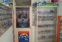 Smurf Room / Welcome in my smurf room