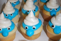 Smurf Candy and Food