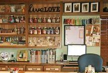 Artist / Crafter's Studio
