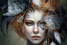 Art/Fantasy / by straanger